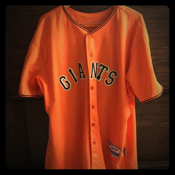 low priced d1bc9 31e87 San Francisco Giants - Buster Posey Jersey